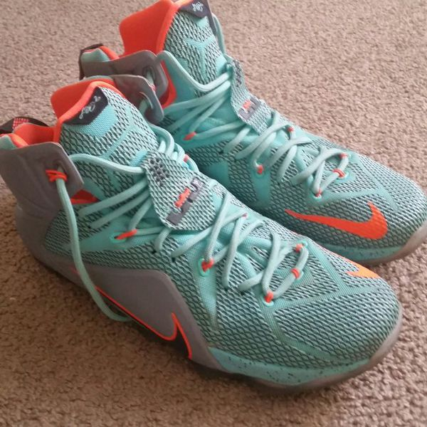 official photos bae4f 70f5b NIKE LEBRON X11 TURQUOISE for Sale in Hayward, CA - OfferUp