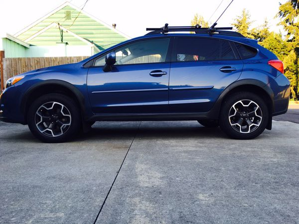 subaru crosstrek lift kit auto parts in fife wa offerup. Black Bedroom Furniture Sets. Home Design Ideas