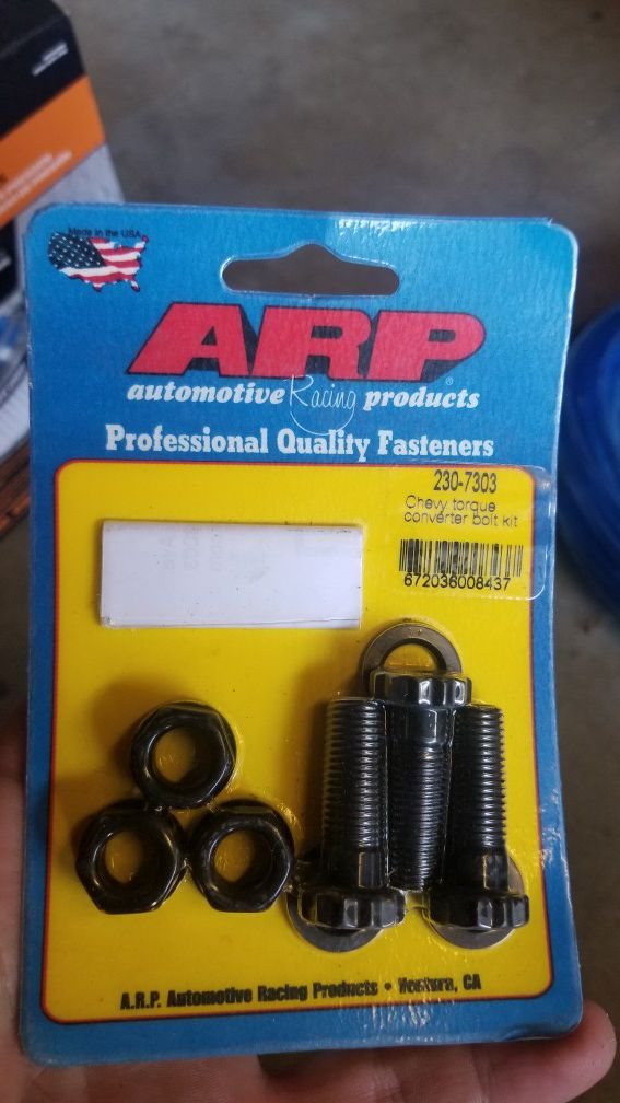 LS torque converter bolts ARP for Sale in San Diego, CA - OfferUp