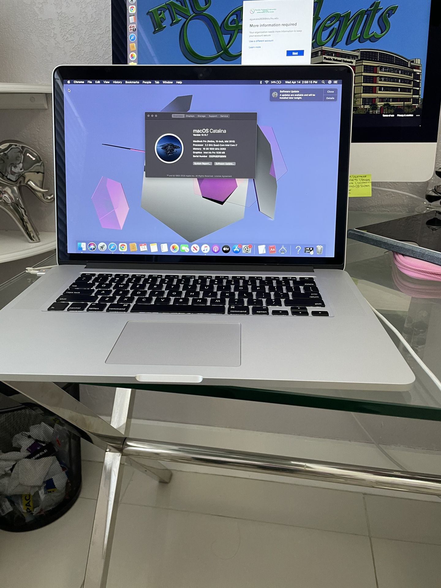 MacBook Mid 2015