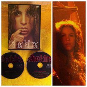 Shakira 2 DVD/ music video 📀🎶🎸 for Sale in Alexandria, VA