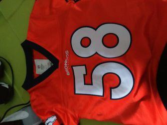 2T Bronco jerseys for sale 30 bucks for them both Thumbnail