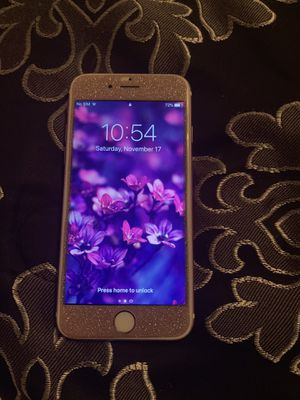 iPhone 6S Unlocked for Sale in Fort Washington, MD