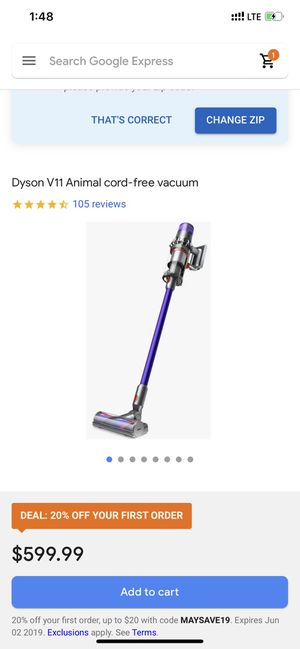 New and Used Dyson for Sale in Washington, DC, MD - OfferUp