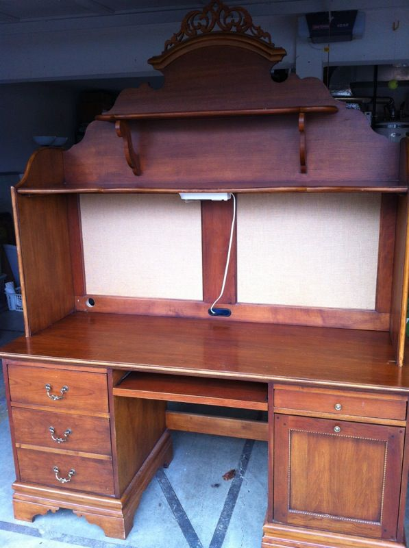 Lexington Betsy Cameron Storybook Line Desk And Hutch