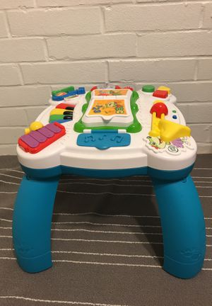 Leap frog music table baby toy for Sale in West McLean, VA