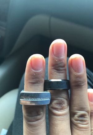 His and Hers wedding bands for Sale in Phoenix, AZ