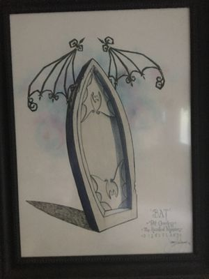 Haunted mansion painting for Sale in Portland, OR