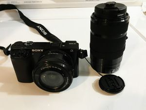 Sony Alpha a6000 DSL - contact@pawnworld•us for Sale in Washington, DC