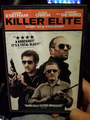 MOVIE dvd Elite killer for Sale in Chillum, MD