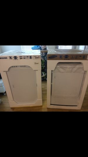 Brand new Samsung washer and dryer for Sale in St. Louis, MO