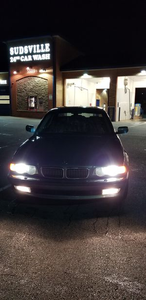 "BMW 740il 2001 M series with 19"" Rims for Sale in Falls Church, VA"