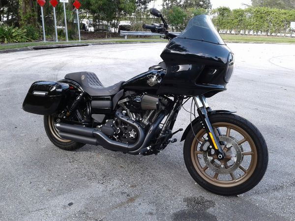 2016 Harley Dyna Low Rider S Custom Bagger For Sale In