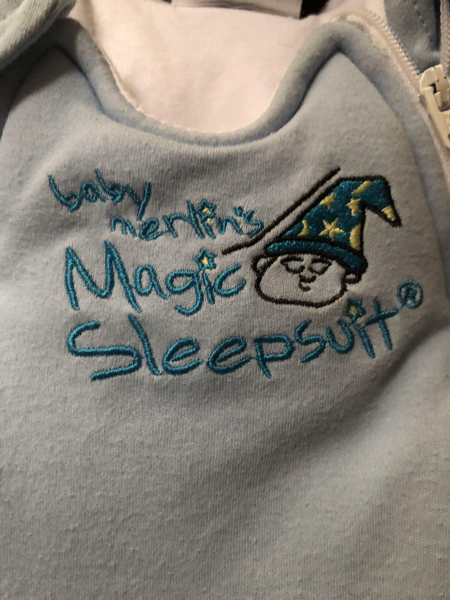 Baby Merlin Sleep Suit For Infants