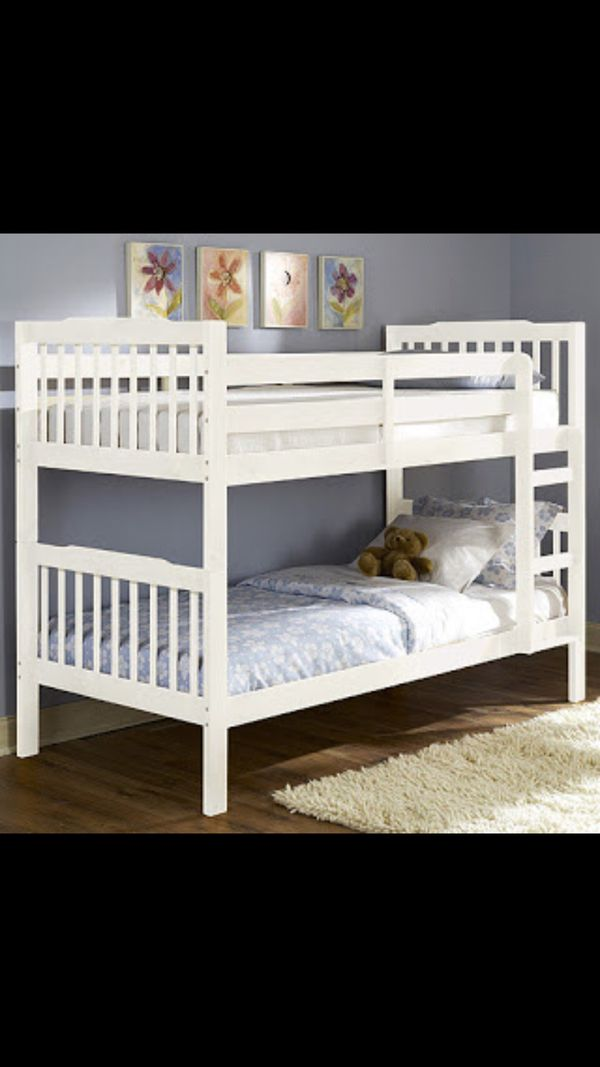 Twin Twin Bunk Bed Brand New Furniture In Milwaukee Wi Offerup