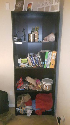 Black Ikea Bookshelf For Sale In Plano TX