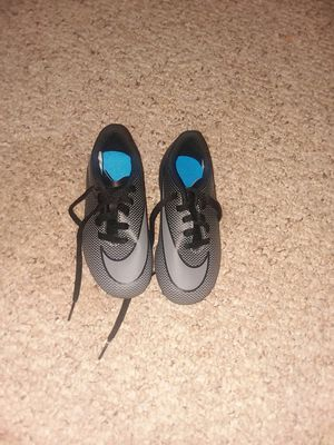 Children Nike Soccer shoes size 10c and 12c for Sale in Odenton, MD