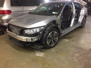 2017 Honda Civic en reparación for Sale in Hyattsville, MD