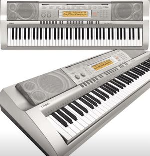 Casio Portable Musical Electric Keyboard Piano for Sale in Trenton, NJ
