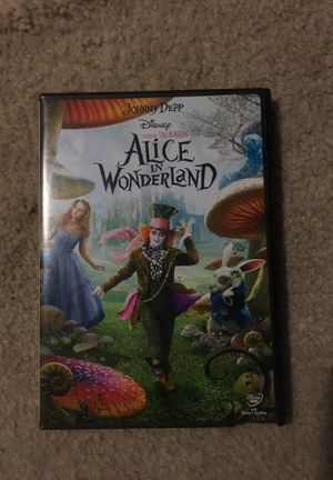 Alice in Wonderland DVD for Sale in Silver Spring, MD