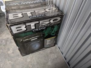 Crate BT50 Bass Guitar Amp for Sale in Washington, DC