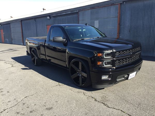 2014 Chevy Silverado Single Cab for Sale in San Jose, CA ...