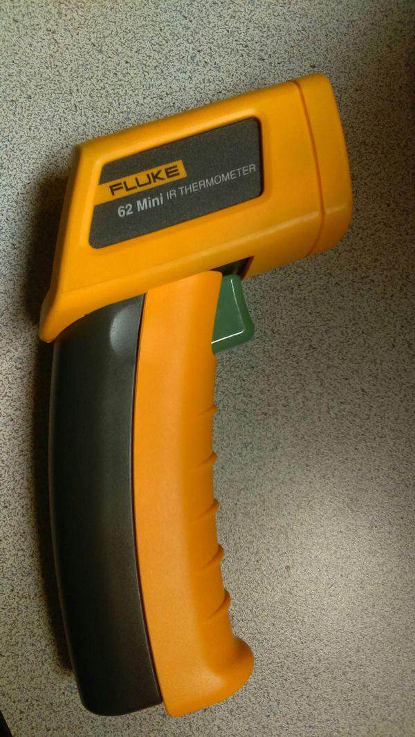 Fluke Mini Infrared Laser Thermometer
