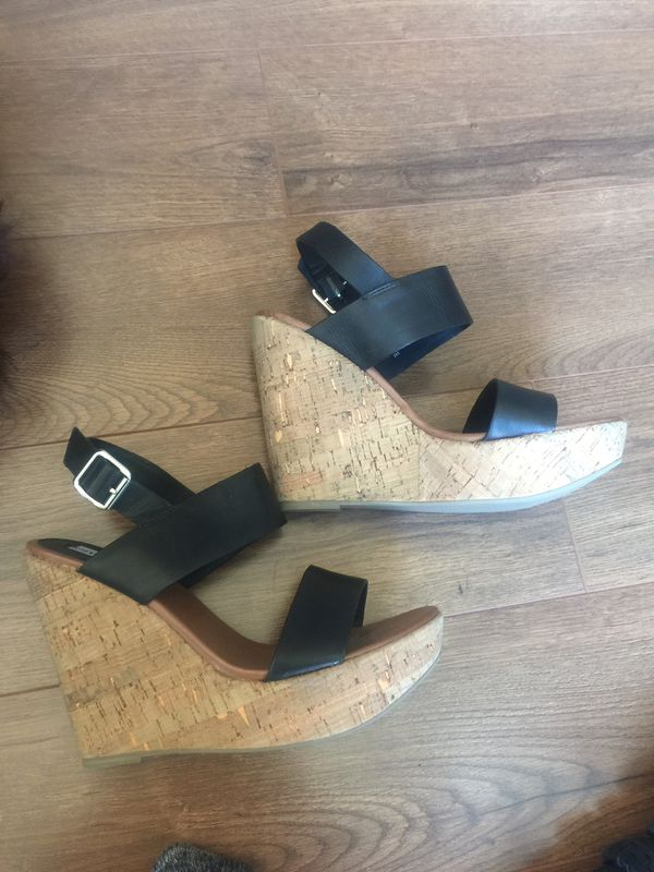 e9f5c1a6427 Steve Madden Esme Wedges for Sale in Elgin