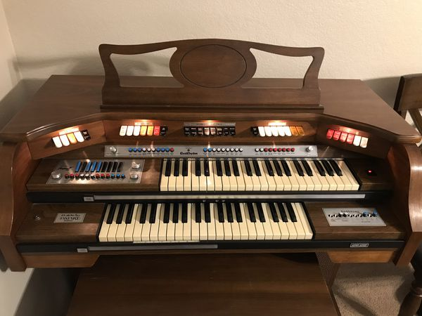 Organ For Sale >> Baldwin Fanfare Deluxe Organ For Sale For Sale In Mesa Az Offerup