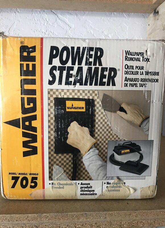 Wagner 705 Wallpaper Steamer Wallpaper Remover For Sale In