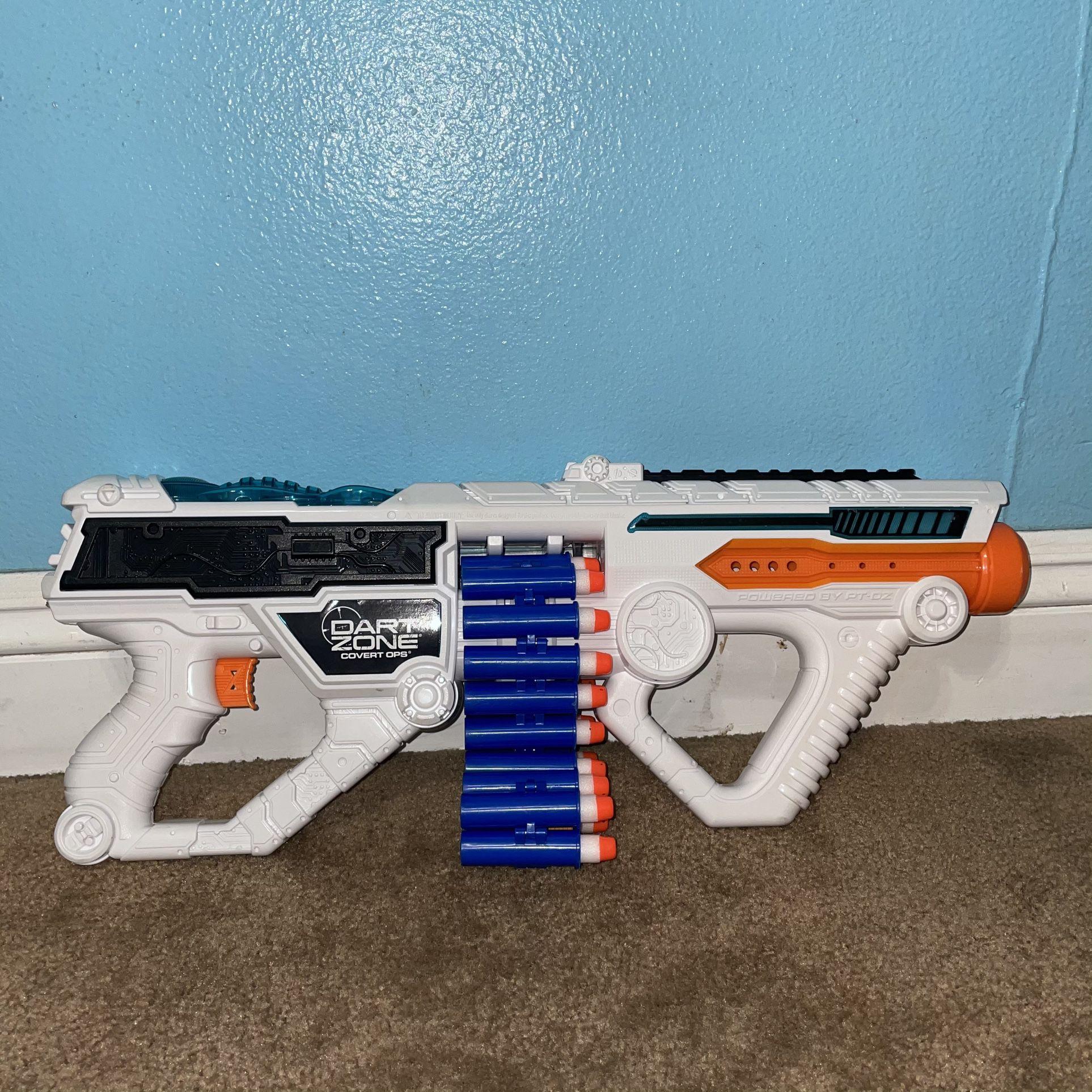 Dart Zone Nerf Gun