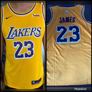 72ea1add7da3 New and Used Lakers jersey for Sale in Miami Gardens