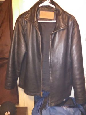 Timberland Leather Jacket for Sale in Denver, CO