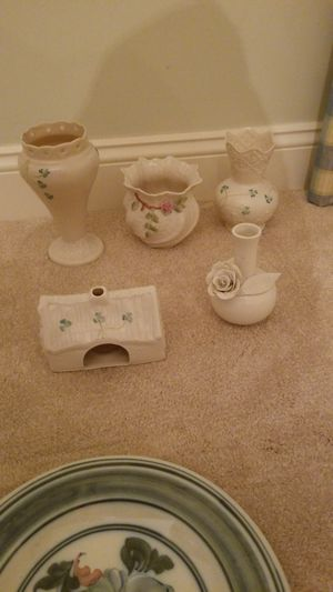 Belleek China in pristine condition for Sale in Herndon, VA