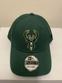 Milwaukee Bucks - T-Shirt & Cap - Set - (New) Thumbnail