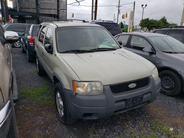 2005 Ford Escape Runs Great 4wd Cars Trucks In Lehighton Pa Offerup