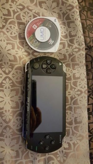 Psp and 1 game for Sale in Germantown, MD