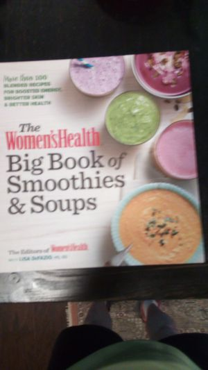 Recipe smoothies book for Sale in Houston, TX