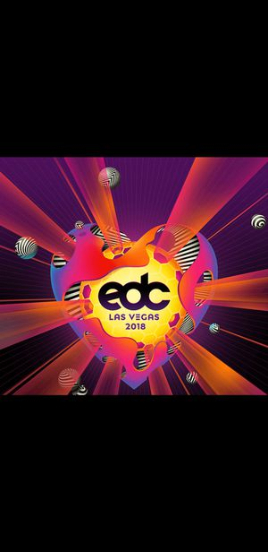 Edc Las Vegas Looking for two Sunday passes for Sale in Las Vegas, NV