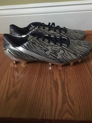 Under armour cleats for Sale in Bristow, VA