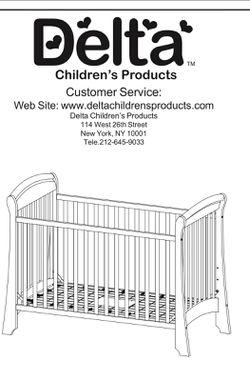 Delta Baby crib Thumbnail