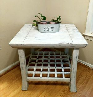 Klaussner distressed coffee table for Sale in Fairfax, VA