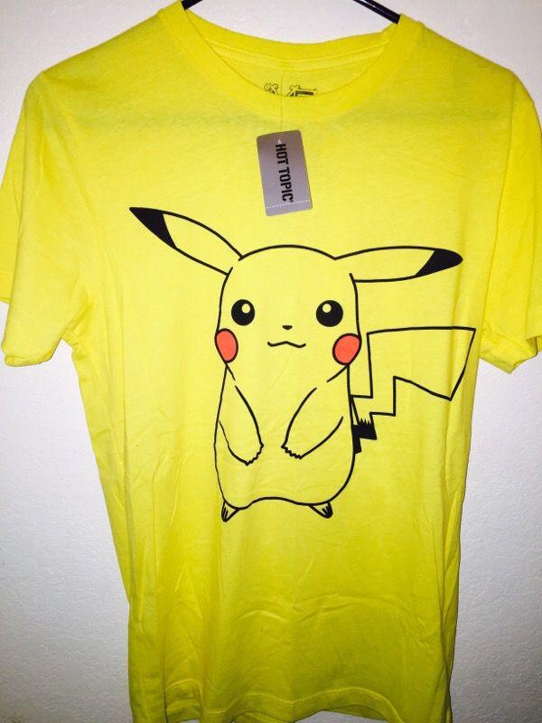 7276a9d8153 Pokemon Pikachu shirt for Sale in Hacienda Heights