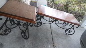 Coffee and end table for Sale in TN, US