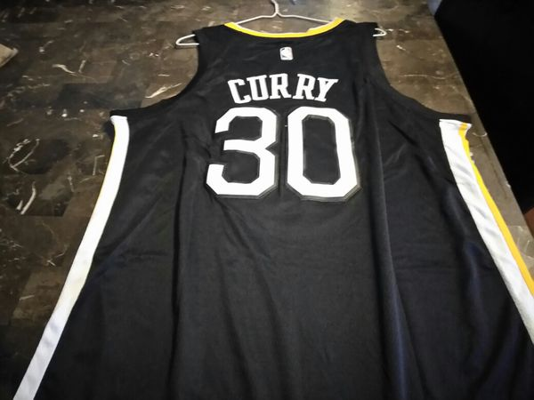 0f37dc39d2d Stephen Curry Golden State warriors statement Jersey XL for Sale in ...