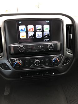 2017 Chevrolet Silverado 1500 Thumbnail
