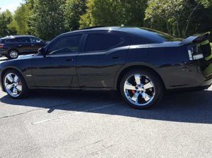 Photo Black Dodge•Charger SRT-8•$12OO w.title