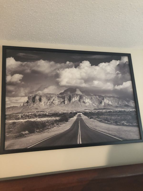 Black And White Canvas Photography Wall Art From Ikea For