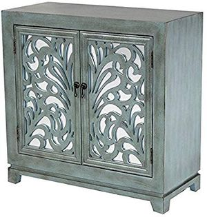 Blue accent chest for Sale in Washington, DC