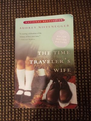 The Time Travelers Wife book for Sale in Madison Heights, VA